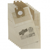 Vacuum Bags to fit Nilfisk GD1000 Vacuum Cleaners (Pack/10)