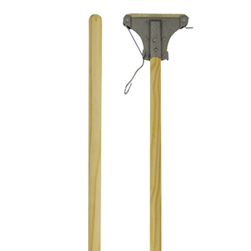WOOD HANDLE FOR KENTUCKY STAY FLAT MOP