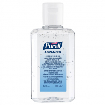 Purell Alcohol Hand Gel 100ml (Case/24)