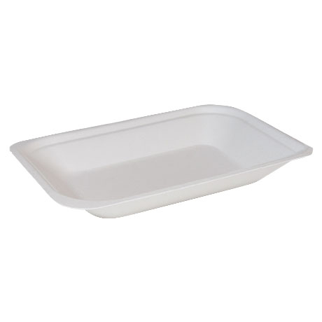 FIBRE CHIP TRAY SMALL BIO 1000 PER CASE