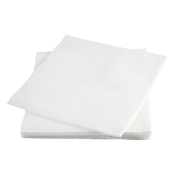 White Hand Towels Airlaid 40*32 - 840/Pack 159128