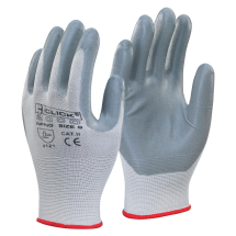 Nitrile Foam Nylon Glove Extra Large