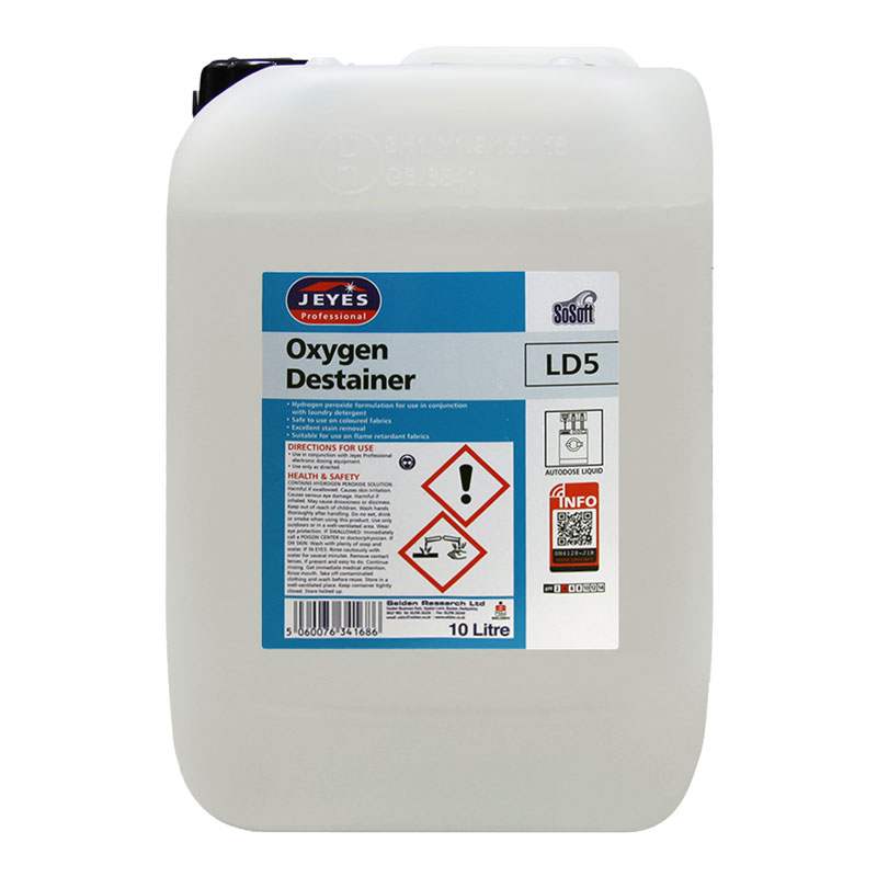 SO-SOFT OXYGEN DESTAINER 10LTR 575512