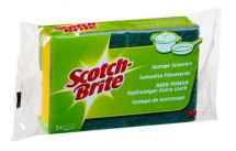 SCOTCHBRIGHT 3M SCOURERS 36 PER CASE NO:86