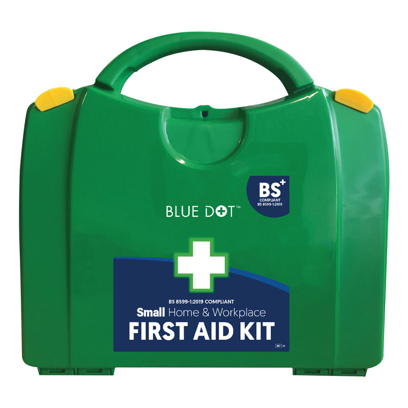 SMALL WORKPLACE FIRST AID KIT GREEN     18CM*27CM*9CM
