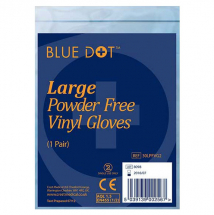 Disposable Gloves (Singles) Individually Wrapped