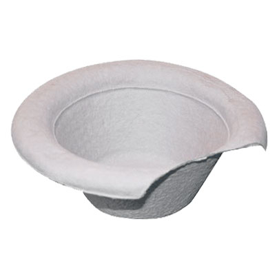 Vomit Bowl Disposable Paper/Pulp   Box X 200