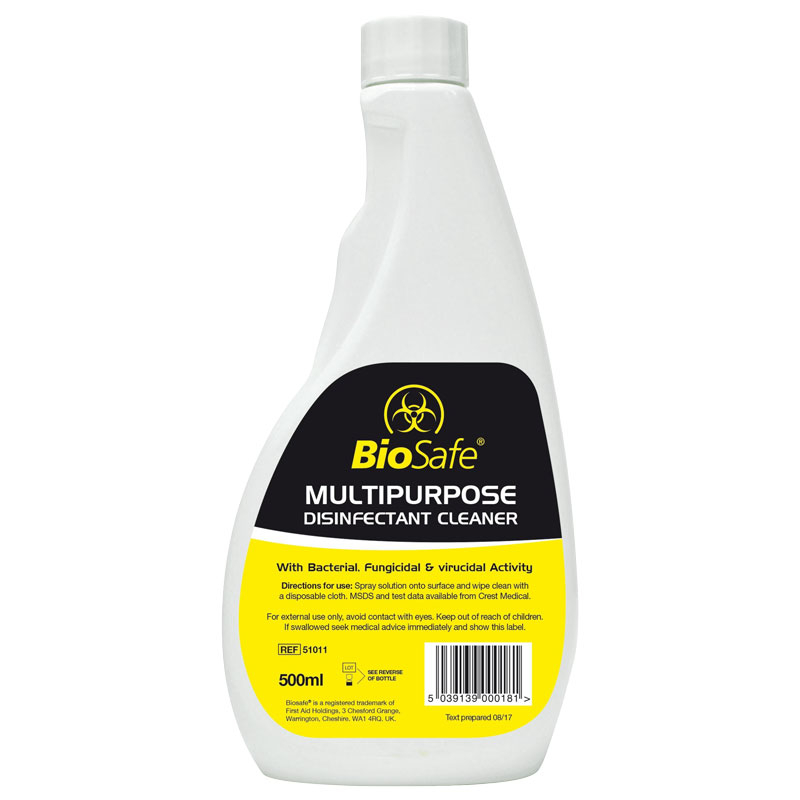 Response Disinfectant Trigger Spray 500ML   Each