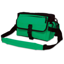 Green Strasbourg Bag 17.5CM*30CM*10CM