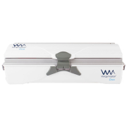 "Wrapmaster Duo 4500 18"" Cling Film/Foil Dispenser"