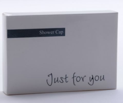 SHOWER CAP IN CARTON JUST FOR YOU 500 PER CASE