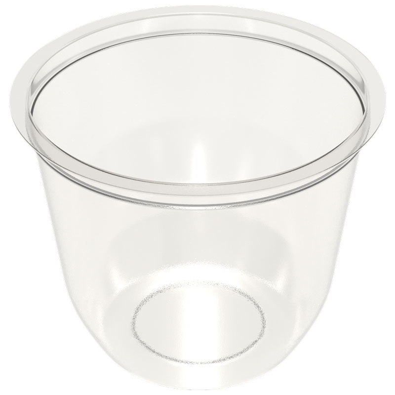 12OZ OHCO CLEAR POT CASE X 1152 12802