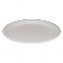 "9"" Bagasse Plate (Case/500)"