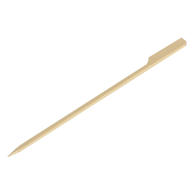 Bamboo Gun Shaped Skewer 120mm