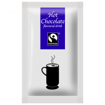Fairtrade Hot Chocolate Sachets (Case/100)