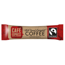 Fairtrade Colombian Coffee Sticks (Case/250)