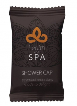 HEALTH & SPA SHOWER CAP PACK x 100