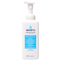 Invirtu Hand Foam Sanitiser 600ml (Case/15)