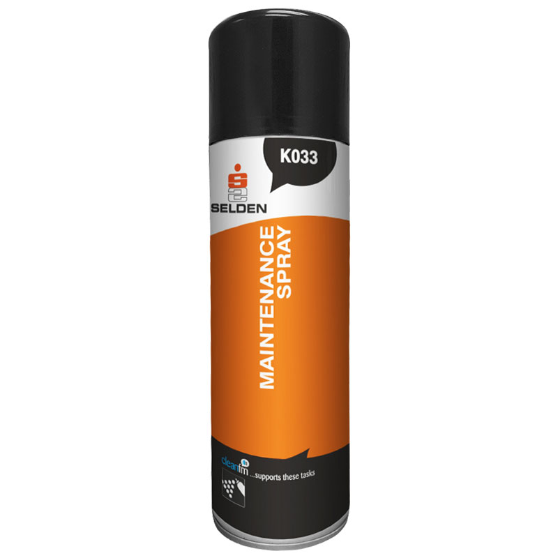 Maintenance Spray Aerosol K33