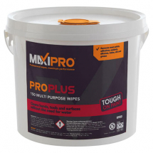 Grime Wipes Pro Plus 150 Per Tub     -   R900