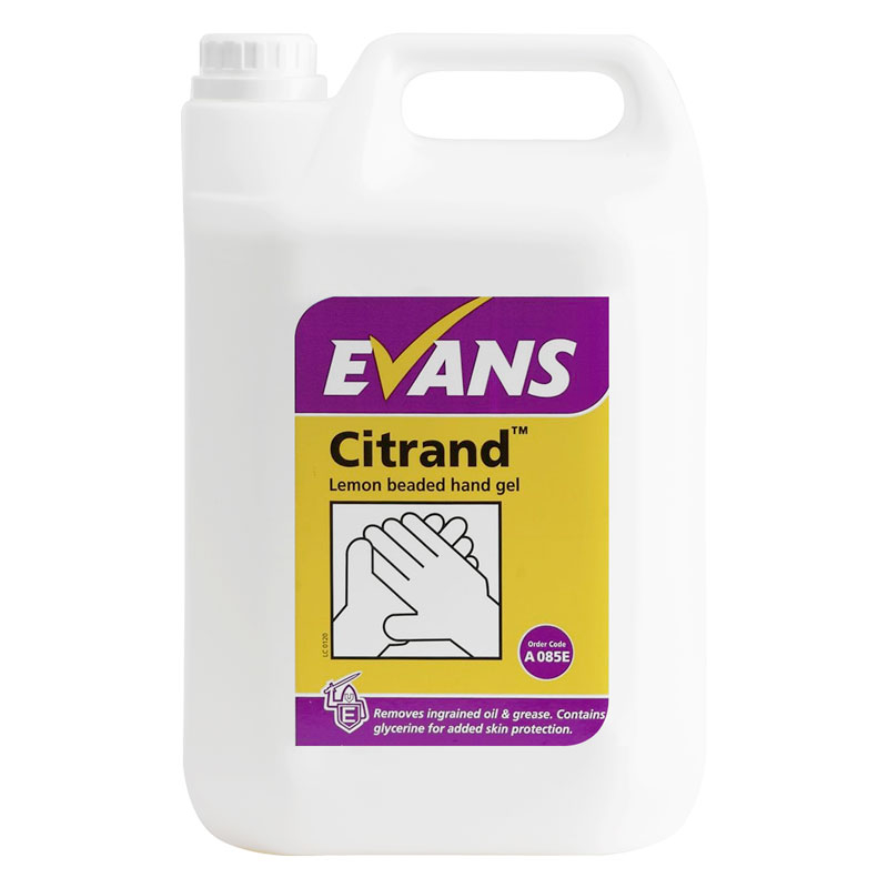 Citrand Beaded Hand Cleaner