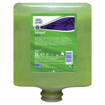 Deb Solopol Lime Cream Hand Cleaner 2L (Case/4)