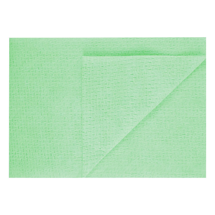NOVETTE SUPER CLOTH GREEN 6 PACKS OF 25 PER BOX