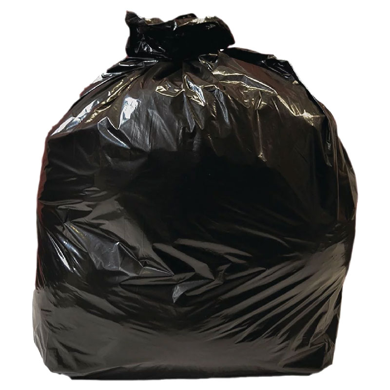 Black Refuse Sacks 18*29*39inch Packed 200 Per Box