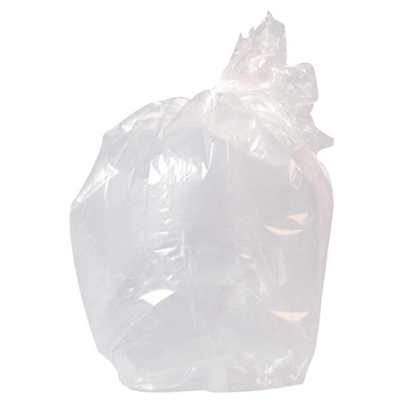 Clear Refuse Sacks 18*29*38 CHSA High Clarity 10 Kilo