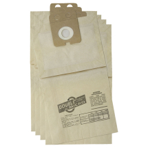 Vacuum Bags to fit Nilfisk GD1000 Vacuum Cleaners (Pack/5)