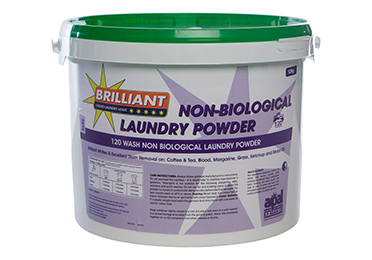 BRILLIANT NON BIO POWDER 10KG