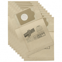 Vacuum Bags to fit Victor D9/V9 Tub Vacuums (Pack/10)