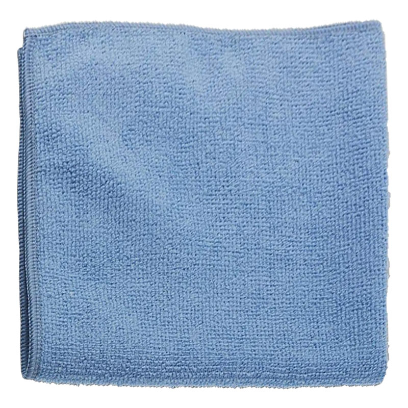 VILEDA MICROTUFF CLOTH BLUE 10 PER PACK