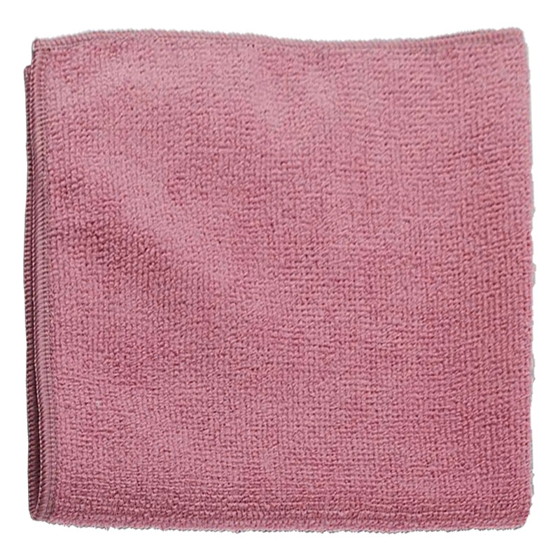 VILEDA MICROTUFF CLOTH RED 10 PER PACK