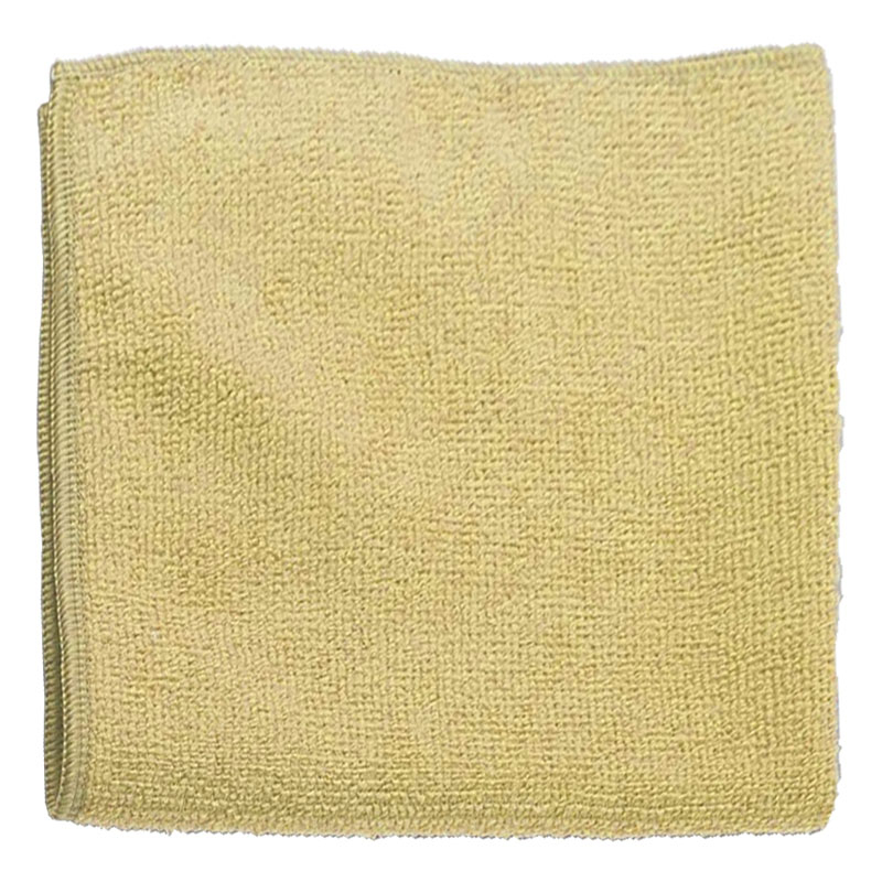 Vileda Microtuff Cloth Yellow 10 Per Pack