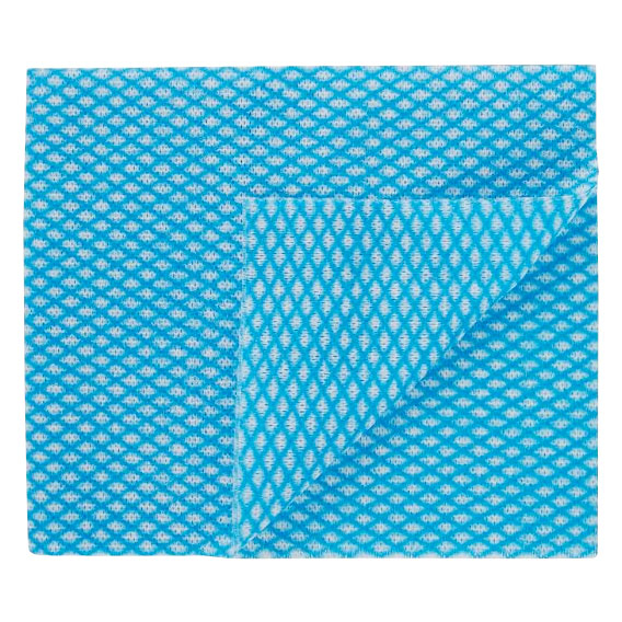 Lightweight Cloth Blue 50 Per Pack