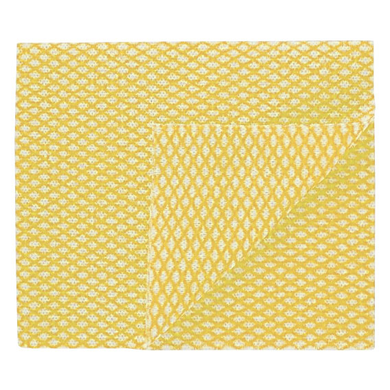LIGHTWEIGHT CLOTH YELLOW 50 PER PACK