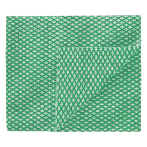 Lightweight Cloth Green 50 Per Pack