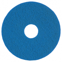 17inch Blue Floor Pad 3M 5 Per Pack