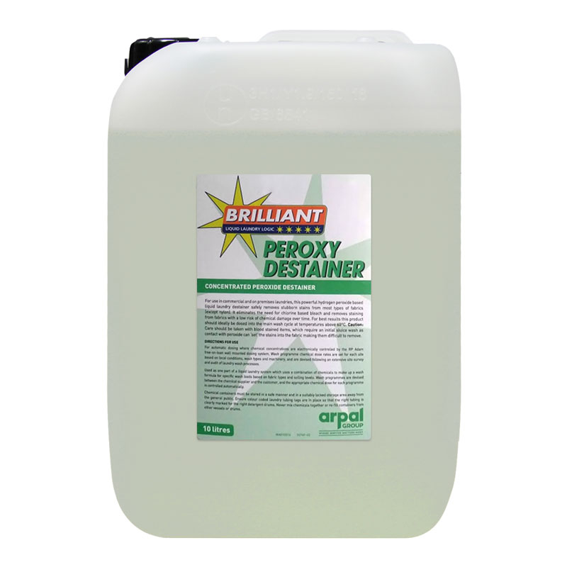 BRILLIANT LAUNDRY LIQUID DESTAINER 10L