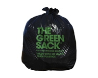 Black Refuse Sacks 18*29*39inch Heavy Duty Jasper 180G