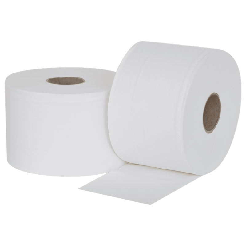 Leonardo Versatwin 2PLY Toilet Roll 24 Per Box   42MM Core