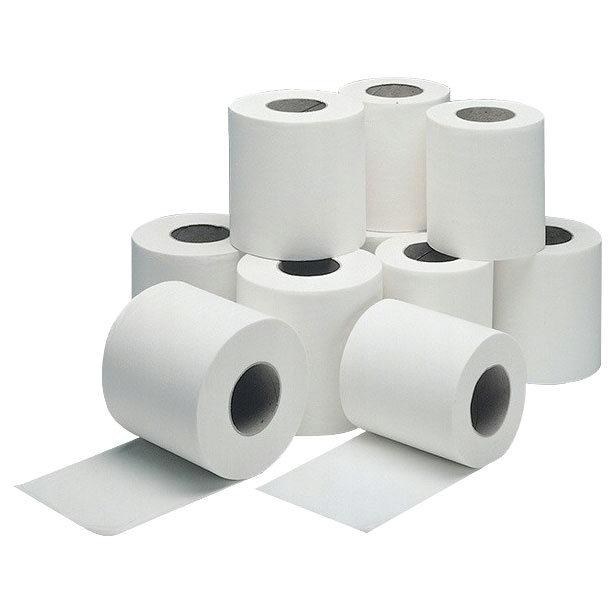 Standard Toilet Roll 320 Sheet 2PLY White 36 Per Pack