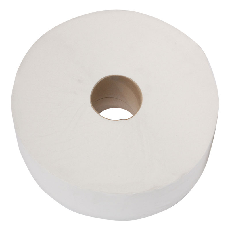 Lixal Jumbo Toilet Rolls 6/Box Standard 2PLY 300M 60MM Core
