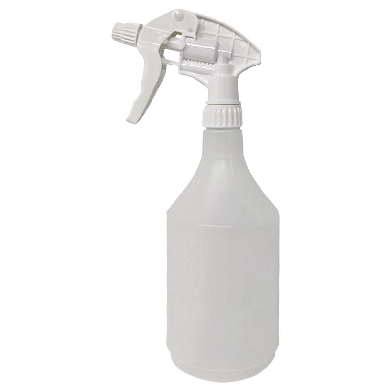 Plastic Trigger Spray + Bottle