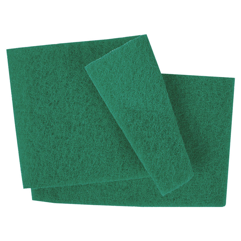 Green Economy Scourers 10 Per Pack - Microtron