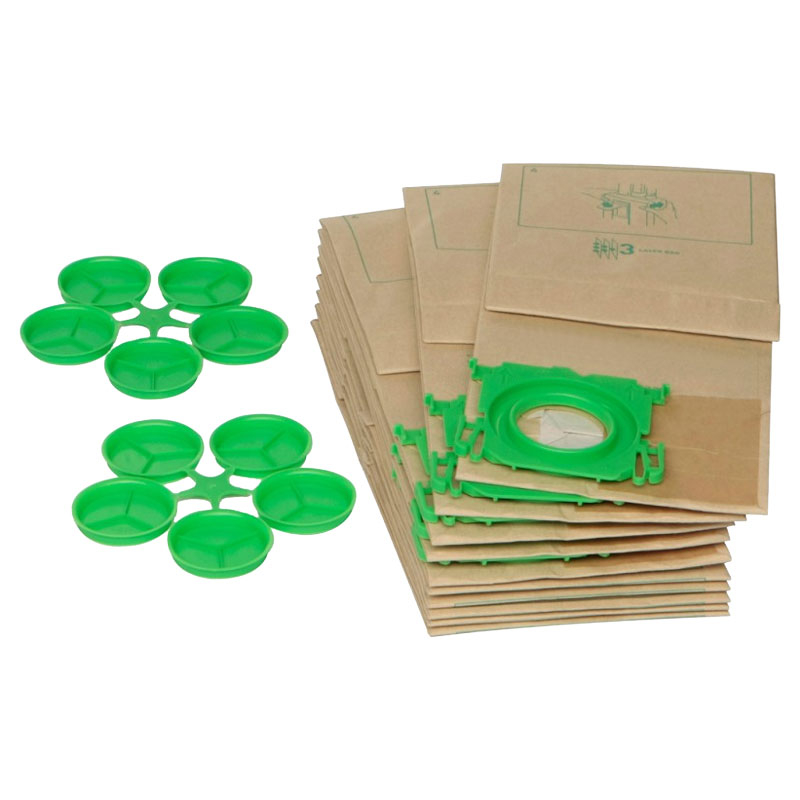 Vacuum Bags To Suit Ensign SM1 SM2,Stealth 1 & 2  10 Per Pack