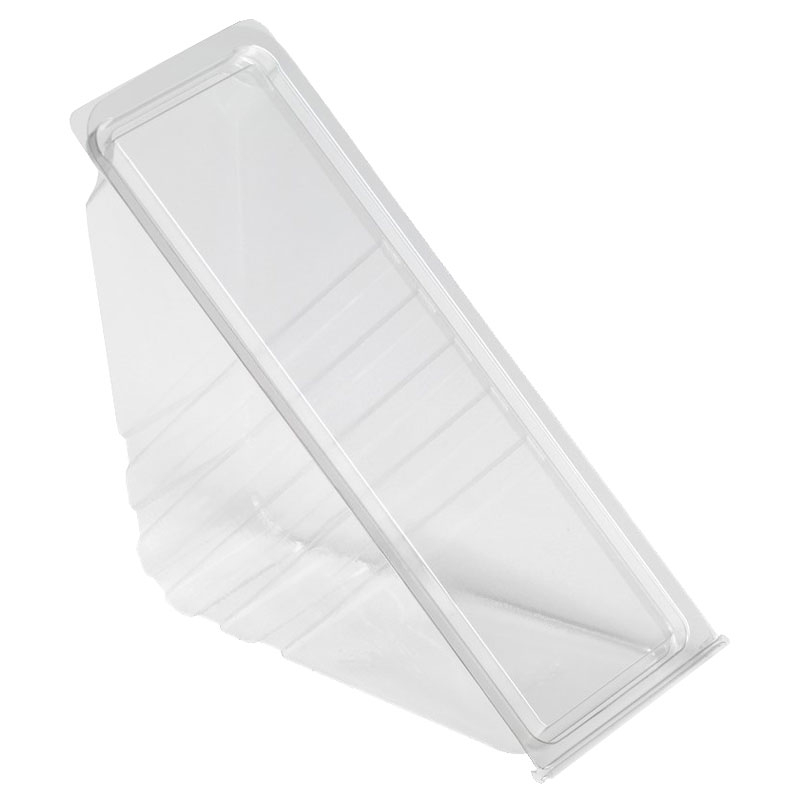 Hinged Sandwich Boxes Single 500 Per Box Standard Wedge