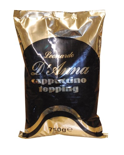 Cappaccino Topping - 10 X 750G