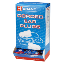 Corded Ear Plugs (PR) B-Brand